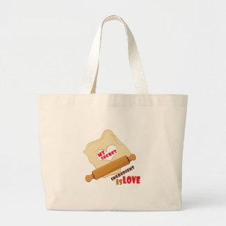 My Secret Large Tote Bag