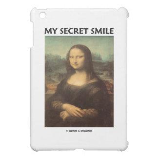 My Secret Smile (da Vinci Mona Lisa) Case For The iPad Mini