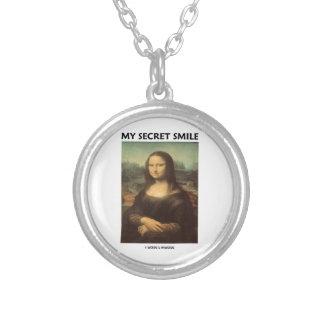My Secret Smile (da Vinci's Mona Lisa) Jewelry