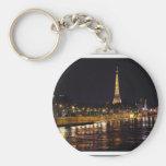 My Seduce Paris Basic Round Button Keychain