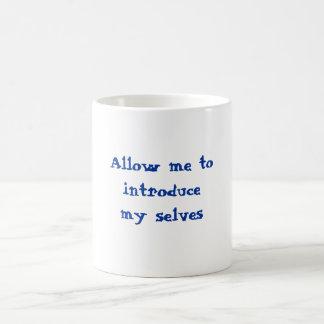 My Selves Mug