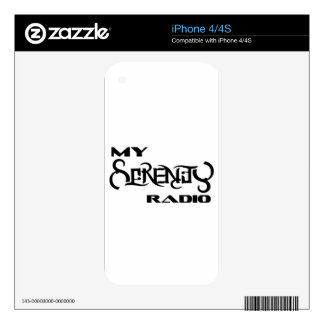 My Serenity Radio Products Support Vets Skins For The iPhone 4