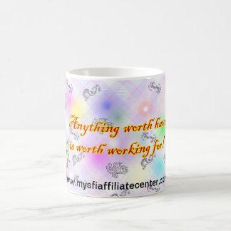 My SFI Affiliate Center Mug - Inspire