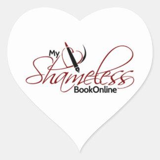 My Shameless Book Online Sticker