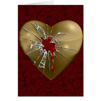 My Shattered Heart Card