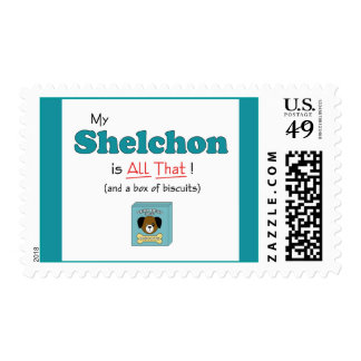 My Shelchon is All That! Postage Stamp