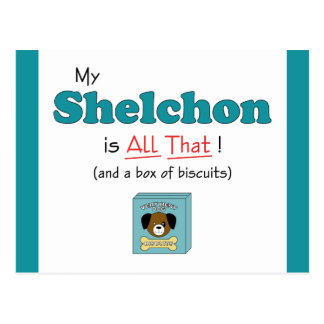 My Shelchon is All That! Postcards