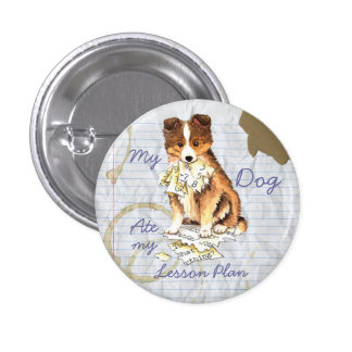 My Sheltie Ate My Lesson Plan Button