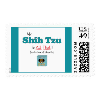My Shih Tzu is All That! Postage