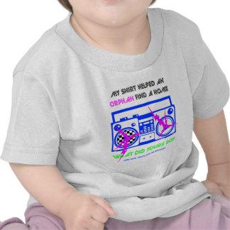 My Shirt Helped...Toddler Tee