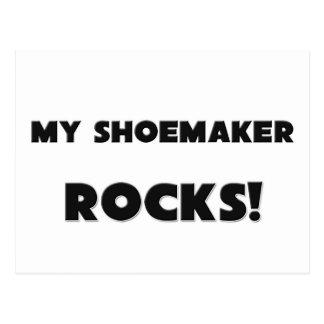 MY Shoemaker ROCKS Post Cards