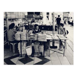 My Singapore: Heartlands Series #5 Postcard