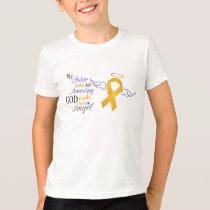 My Sister An Angel - Appendix Cancer T-Shirt