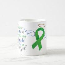 My Sister An Angel - Bile Duct Cancer Coffee Mug