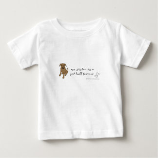 my sister is a pit bull tee shirt