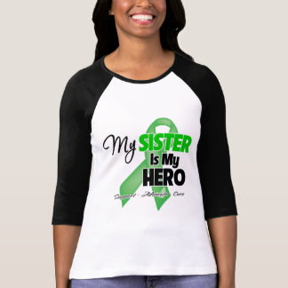 My Sister is My Hero - Kidney Cancer T Shirt