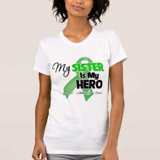 My Sister is My Hero - Kidney Cancer Shirt