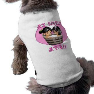 My Sister MY BFF Bath Dog Clothes