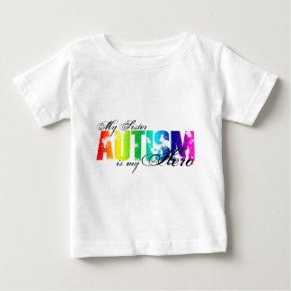 My Sister My Hero - Autism Baby T-Shirt
