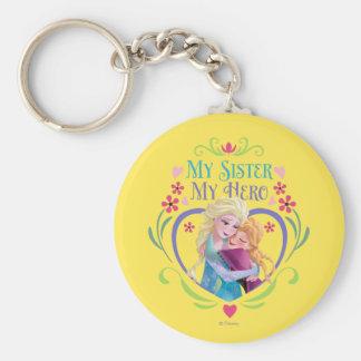 My Sister My Hero Keychain