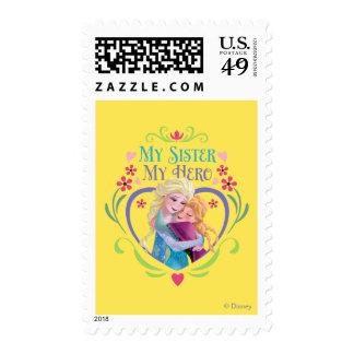 My Sister My Hero Postage Stamp