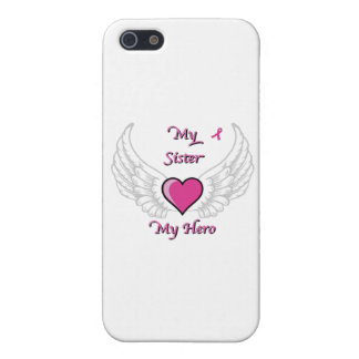 My Sister My Hero Wings and Heart 2 Case For iPhone SE/5/5s