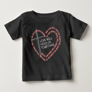 My Sister's Keeper Baby Dark Jersey T-Shirt