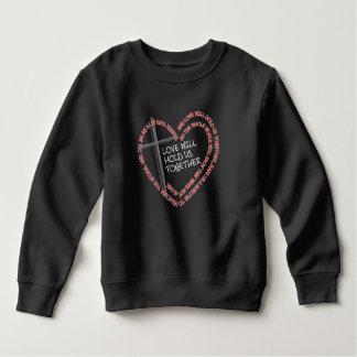 My Sister's Keeper Toddler Dark Sweatshirt