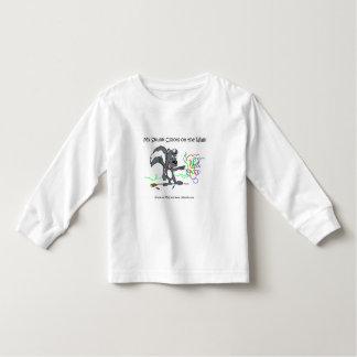 My Skunk Ad Kid's Shirt