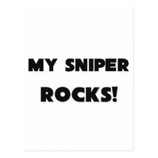 MY Sniper ROCKS! Postcard