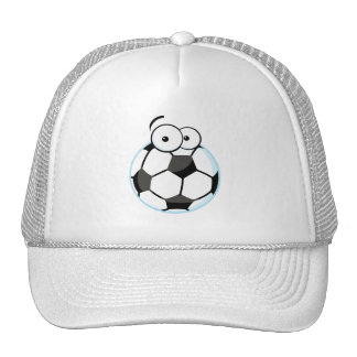 My Soccer Face T-shirts and Gifts Trucker Hat