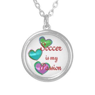 My Soccer Passion Pendants