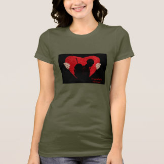 My Soldier Has My Heart In His / Her Hands T-Shirt