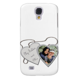 My Soldier Me Hearts Custom Photo IPhone 3 Case