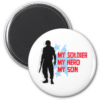My Soldier, My Hero, My Son Magnet