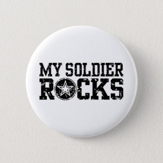 My Soldier Rocks Button