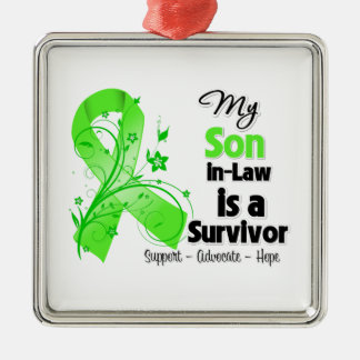 My Son-in-Law is a Lymphoma Survivor Ornaments