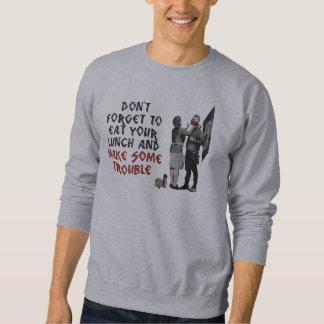 My son in punk ! sweatshirt