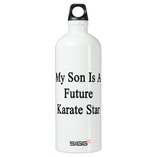 My Son Is A Future Karate Star SIGG Traveler 1.0L Water Bottle