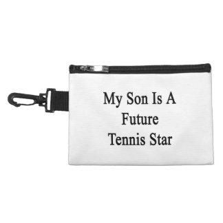 My Son Is A Future Tennis Star Accessory Bag