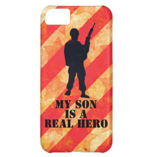 My Son is a Real Hero American iPhone 5 Casepppppp Case For iPhone 5C
