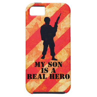 My Son is a Real Hero American iPhone 5 Casepppppp Cover For iPhone 5/5S