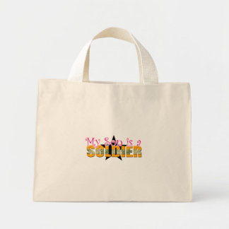 My Son is a Soldier Small Tote