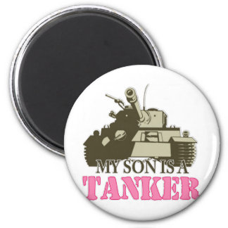 My Son is a tanker Magnet