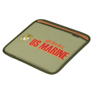 My Son is a US Marine Sleeve For iPads