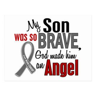 My Son Is An Angel 1 Brain Cancer Postcards