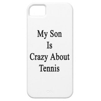 My Son Is Crazy About Tennis iPhone SE/5/5s Case