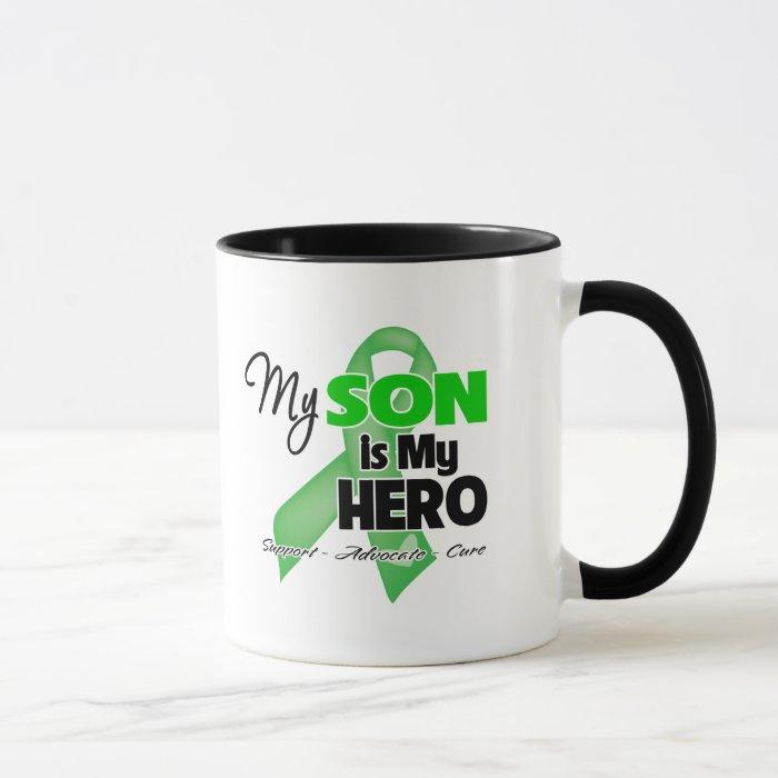My Son is My Hero - Kidney Cancer Mug