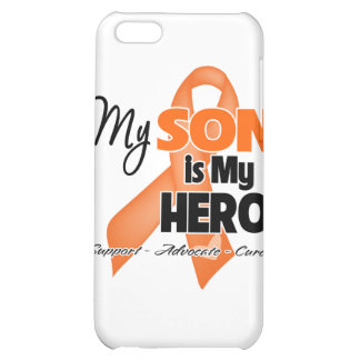 My Son is My Hero - Leukemia Case For iPhone 5C