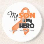 My Son is My Hero - Leukemia Coaster